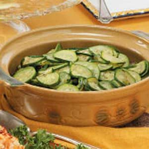 Simple Sauteed Zucchini Recipe