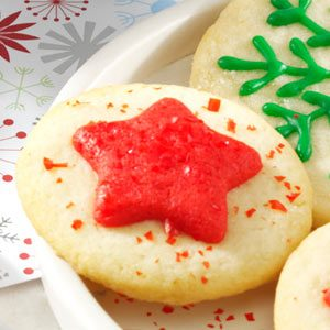 Star-Bright Cookies Recipe