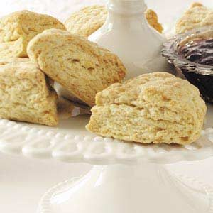 Traditional Scones Recipe