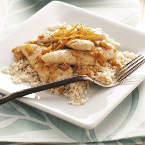 Asian Orange Chicken Recipe