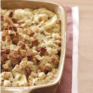 Chicken Artichoke Bake