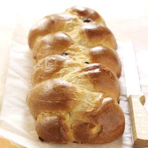 Sweet and Golden Easter Bread Recipe