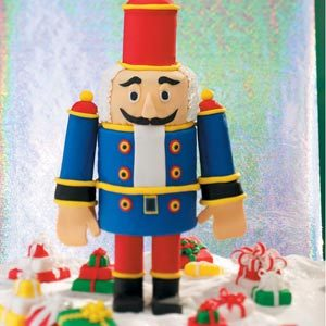 Nutcracker Cake Recipe