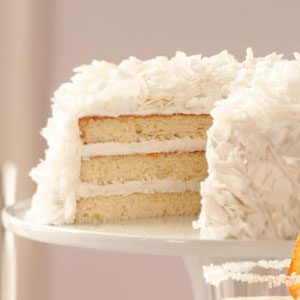 Favorite Coconut Cake Recipe