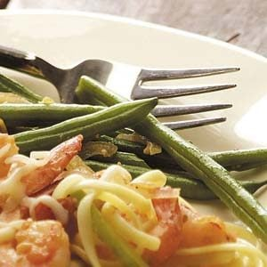 Seasoned Green Beans For 2 Recipe