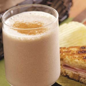 Banana Coffee Smoothie Recipe