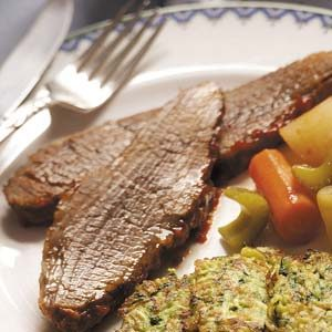 Holiday Beef Brisket Recipe