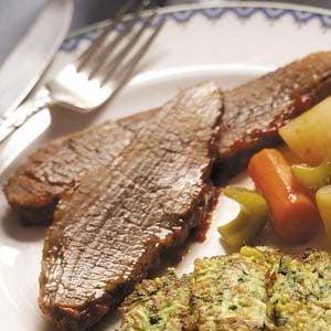 Holiday Beef Brisket Recipe