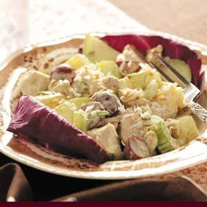 Favorite Turkey Salad Recipe
