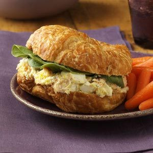 Smoked Salmon Egg Salad Recipe