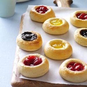 Bohemian Kolaches Recipe