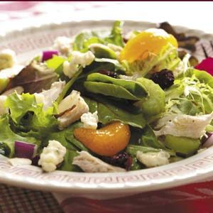 Turkey Tossed Salad Recipe Taste Of Home