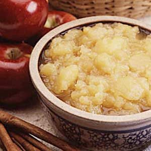New England Applesauce Recipe