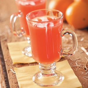 Cinnamon Orange Cider