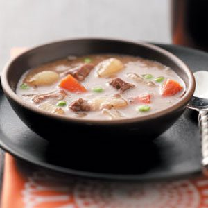 Favorite Irish Stew Recipe