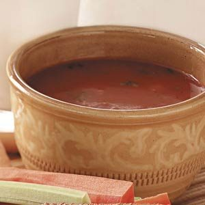 Vegetable Tomato Soup Recipe