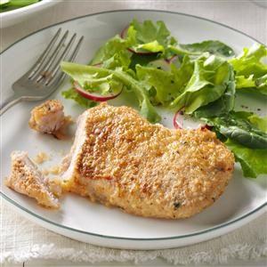 Busy-Day Pork Chops Recipe