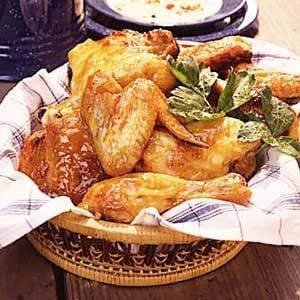 Honey-Mustard Baked Chicken Recipe
