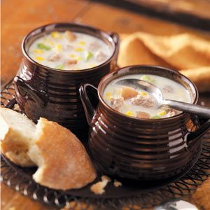 Sausage Chowder Recipe