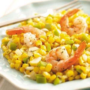 Herbed Shrimp Skillet Recipe