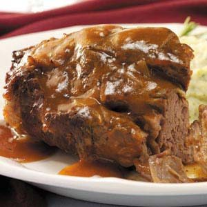 Homemade Italian Pot Roast Recipe