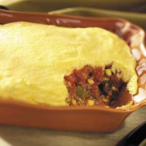 Spoon Bread Tamale Bake Recipe