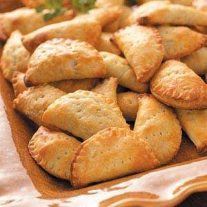Sour Cream and Beef Turnovers Recipe