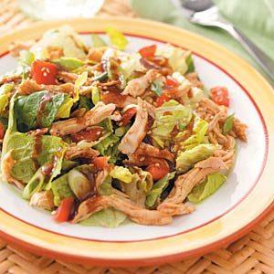 Hoisin Chicken Salad Recipe