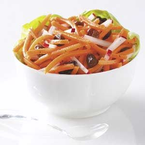 Carrot Radish Salad Recipe