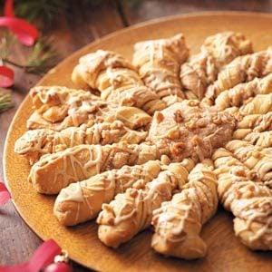 Maple Twist Coffee Cake Recipe