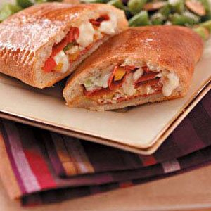 Zippy Calzones Recipe