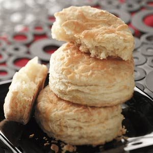 Onion Cheese Biscuits