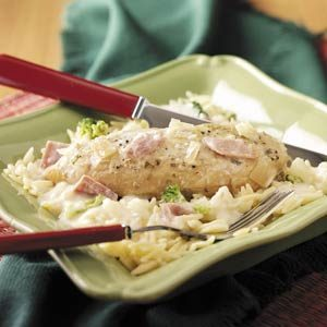 Creamy Tarragon Chicken Recipe