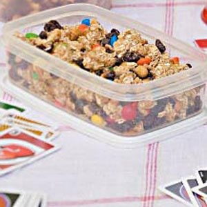 Granola Snack Mix Recipe
