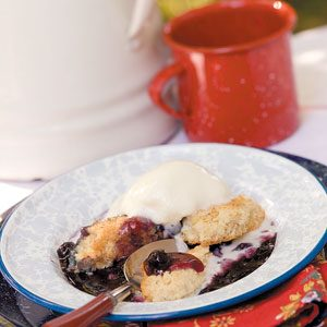 Campfire Cobbler Recipe