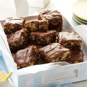 Broadway Brownie Bars Recipe