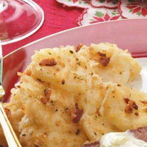 Bacon Potato Bake Recipe