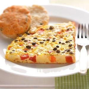 Anytime Frittata Recipe