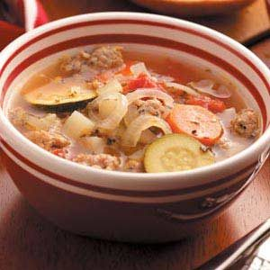 Country Italian Soup Recipe