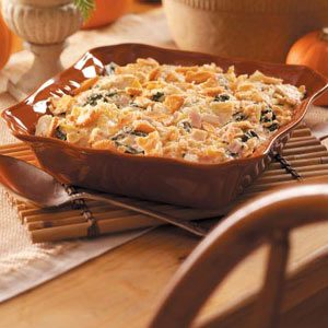 Creamy Parmesan Spinach Bake Recipe