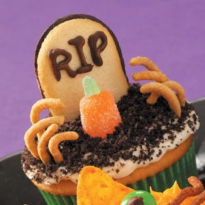 Tombstone Cupcakes Recipe