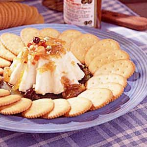 Cream Cheese/Chutney Appetizer Recipe