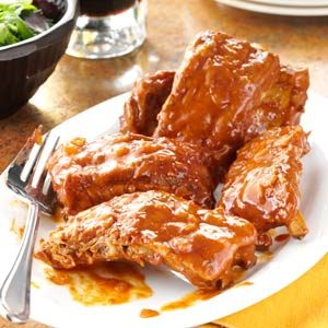 Slow & Easy Baby Back Ribs Recipe