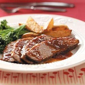 Texas-Style Beef Brisket Recipe | Taste of Home