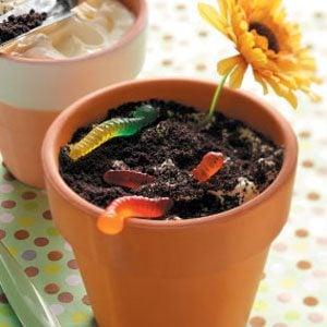 Dirt Worm Cake Recipe