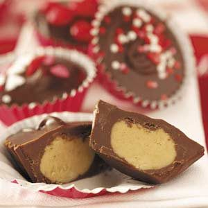 Homemade Peanut Butter Cups Recipe