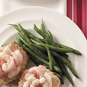 Lemon-Pepper Green Beans