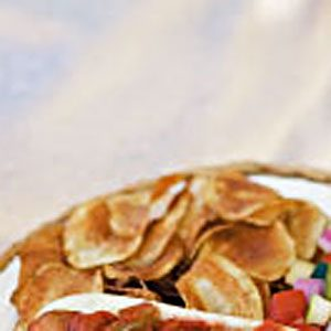 Homemade Potato Chips Recipe