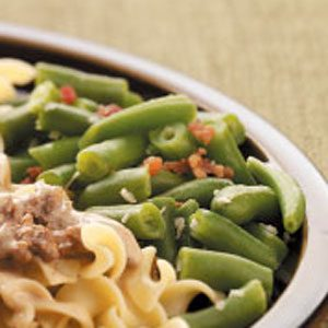 Fast Lemon Green Beans Recipe