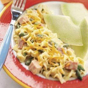 Ham & Cheese Casseroles Recipe